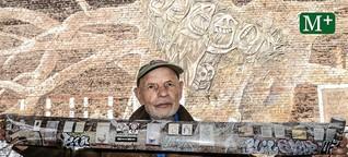 Savignyplatz: Street Art soll wegen Bauarbeiten verschwinden