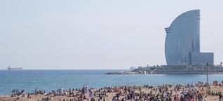 Flugzeug, Hotel, Strand - wo ist die Infektionsgefahr am größten?