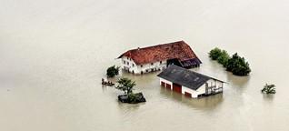 Seelische Folgen der Flutkatastrophe: Nah am Wasser