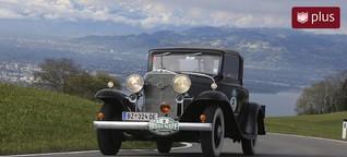 Storytelling: Die Oldtimer-Rallye am Bodensee
