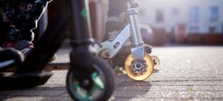 Kinderroller kaufen: So finden Eltern ein gutes Rad für den Nachwuchs - WELT