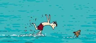 Kindercomics: Mut zum Absurden