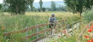 Radwandern in Sachsen-Anhalt