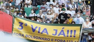 """Unternehmer in Brasilien: Bolsonaro """"schlecht für's Geschäft"""""""
