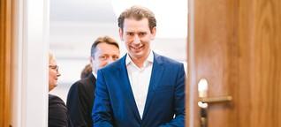 """""""Ich denke nicht an Rücktritt"""": Wie Sebastian Kurz die österreichische Demokratie untergräbt"""