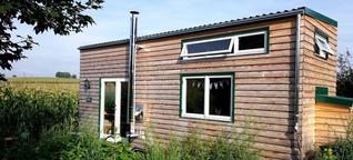 Gemeinschaft auf kleinstem Raum: Aktivisten wollen Dorf aus Tiny-Häusern gründen
