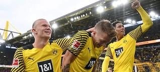 "Borussia Dortmund krönt ""perfekte Woche"" gegen Union Berlin"