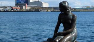 Kein Copyright auf die kleine Meerjungfrau