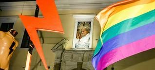 """Queere Menschen in Polen: """"Meine Kirche hasst mich""""   enorm"""
