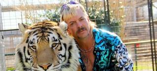 """""""Tiger King"""": Ablenkung von der Coronakrise"""