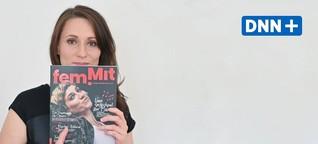 """Femmit-Magazin aus Dresden: """"Feminismus ist keine Kampfansage"""""""