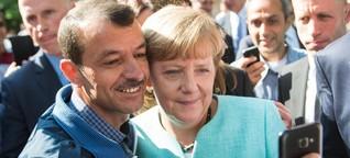 Studie: Zuwanderung 2015 geht nicht auf Merkel zurück