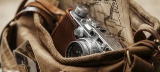 #filmisnotdead: Das Comeback der analogen Fotografie