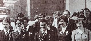 Hippies in der Sowjetunion - Entfremdete Jugend
