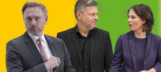 Grüne und FDP in Verhandlungen: Hier könnte es krachen