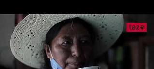 taz folgt dem Wasser - In Bolivien bringt der Tankwagen das Wasser