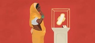 Internationaler Tag der Menstruation: Das Blut der Unterdrückung