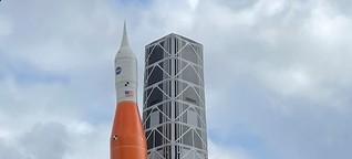 Start mit Verzögerung - Das lange Warten auf die neue NASA-Rakete