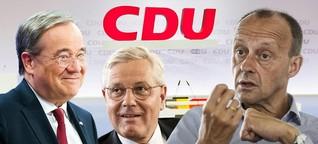 Kandidaten um CDU-Chefposten - Wer wird zum Favoriten der Jungen Union?