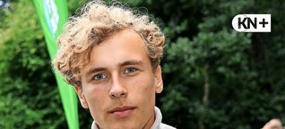 Jakob Blasel, treten Sie bei der Landtagswahl in Schleswig-Holstein an?