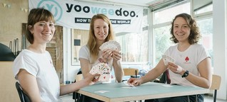 Drei Frauen entwickeln gendergerechte Spielkarten