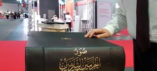 Frankfurter Buchmesse 2021: Mini-Bibel bis Mega-Koran [1]