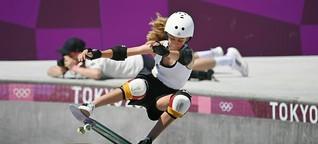 Vom Berliner Skateverein zu Olympia: Skaten wie Lilly