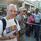 Klaus in haiti  i