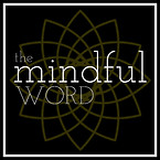 The mindful word icon