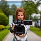 Anja pross videojournalistin